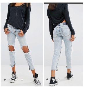 🎊HP🎉One Teaspoon Freebird Skinny  Jean